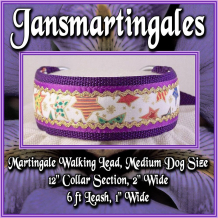 Martingale Lead, Medium Dog size